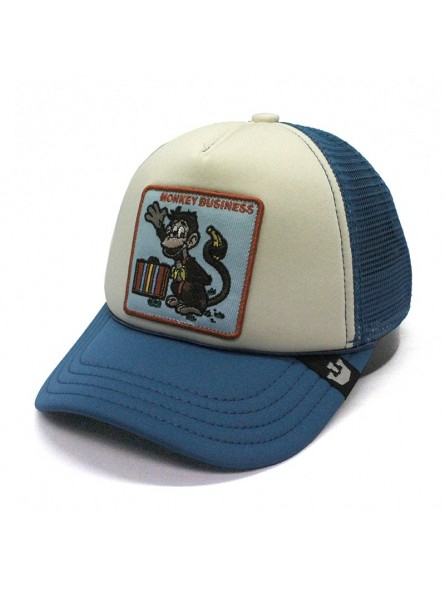 GORRA TRUCKER NIÑO/BEBE GOORIN BROS MONKEY BUSINESS