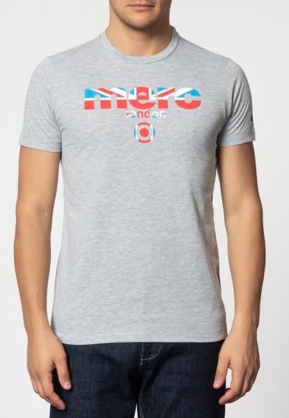 CAMISETA MERC LONDON BROADWELL GRIS