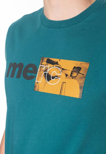CAMISETA MERC LONDON FANSAW T-SHIRT VERDE