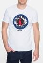 CAMISETA BLANCA MERC LONDON GRANVILLE