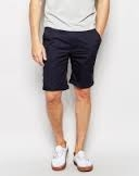 WOOD CHINO  DR DENIM SHORT COLORES