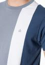 CAMISETA MERC LONDON NAPLES STRIPES AZUL