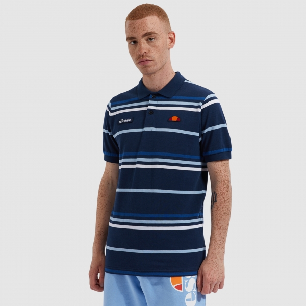 POLO LEWOODIO NAVY ELLESSE