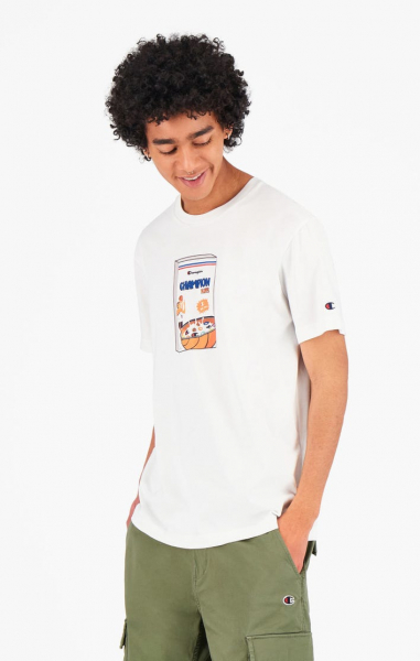 CAMISETA CHAMPION ESTAMPADO SNACK