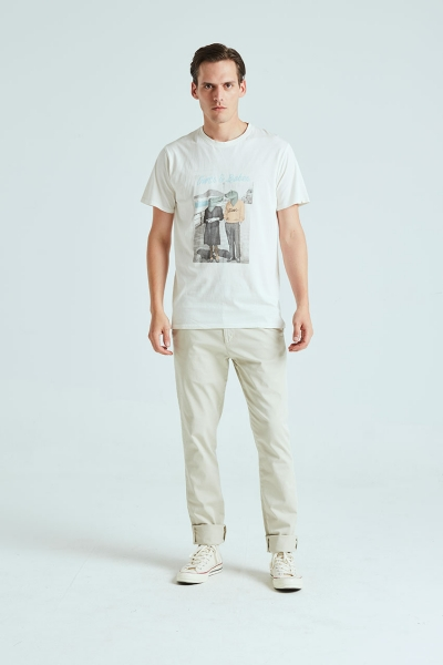 CAMISETA TIWEL OUTLET BOYFRIEND T-SHIRT