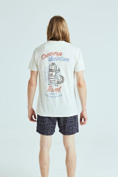 CAMISETA TIWEL OUTLET VACATION T-SHIRT